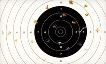 $60 for an Airsoft Shooting Range Session for Two at International Spy Shop ($189.96 Value)