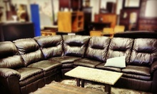 Gently Used Furniture and Home Accessories at The Regeneration Station (Up to 53% Off). Two Options Available.
