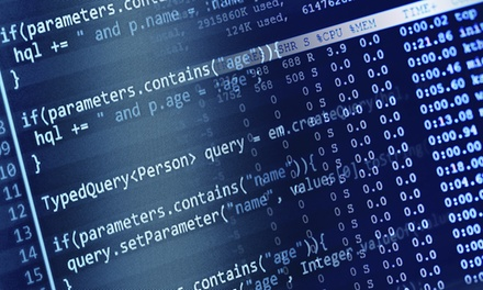 $99 for an Online Learn and Master Java Programming Course Bundle from 1337 Institute of Technology ($3,297 Value)