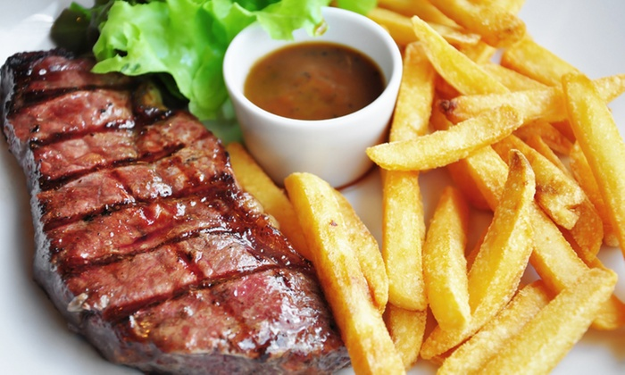 Jack Rabbits - Morningside - Durban: 250g Fillet Steak with a Drink from R200 at Jack Rabbits (Up to 54% Off)
