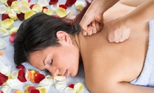 $40 for $80 Worth of Full-Body Massage at Mica Button Massage Therapy