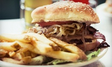 Pub Meal for Two or Four at Whippersnappers Restaurant (Up to 58% Off)