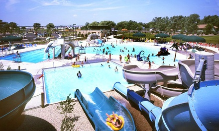 $10 for Two Adult Admissions at Seafari Springs ($16 Value)