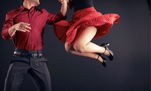 Admission for One, Two, or Four to Dance Party with Beginners Swing-Dance Class at Rusty's Rhythm Club (Up to 53% Off)