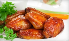 $10 for $20 Worth of Wings at Kickin Wings