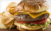 $15 for $30 Worth of Casual Bar Food on MondayFriday at Liquid