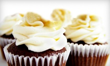 $15 for One Dozen Gourmet Cupcakes at Treasure Cakes ($30 Value)