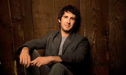 Josh Groban at The Pavilion at Montage Mountain on Tuesday, August 26, at 7 p.m. (Up to 53% Off)