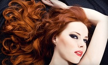Women's Cut with Deep Conditioner or Styling Treatment and Color at Salon Soteria (Up to 58% Off)