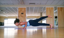 10 or 20 Yoga Classes at Brogi Yoga (Up to 76% Off)