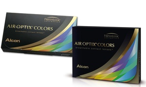 Air Optix Colored Contact Lenses From Postalcontacts.com $30–$168