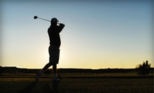 $99 for Three 30-Minute Outdoor Golf Lessons at The Golf Practice ($225 Value)