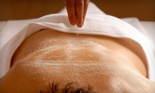 $69 for a Spa Package with Mini Facial, Sugar Scrub, and Full-Body Water Massage at The Rejuvenation Center ($140 Value)