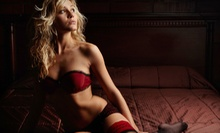 Boudoir Photo Package with Option for Hair and Makeup, or Boudoir Party for Four at Mi Amor Studio (Up to 72% Off)