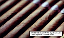 $74 for a Wooden Box of 40 Cuban Round Cigars at Mom & Pop Tobacco Shop ($147.60 Value)