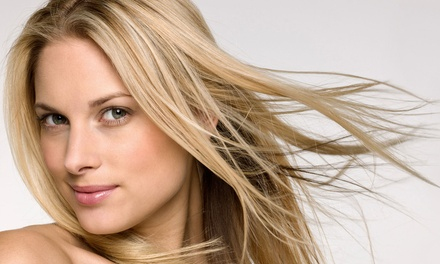 One, Two, or Three Blowouts at Roberto Giordano Salon and Spa (Up to 50% Off)