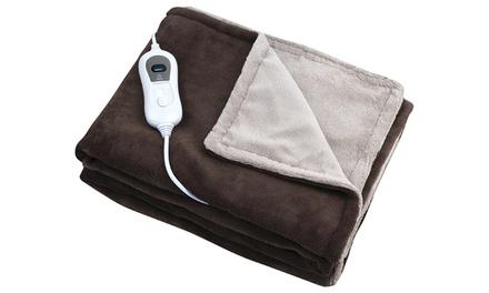 Manta elétrica para sofá por 39,90€