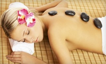 Facial with 30- or 50-Minute Hot-Stone Treatment from Cherita Irving at Thurston House Salon & Day Spa (Up to 74% Off)