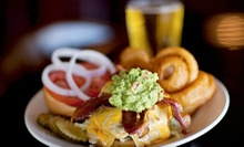 $15 for $30 Worth of American Bar Food and Drinks at Teakwoods Tavern & Grill