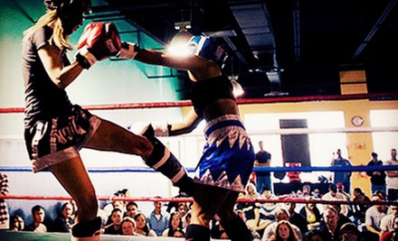 5 or 10 Classes at Capital MMA & Elite Fitness (Up to 80% Off)