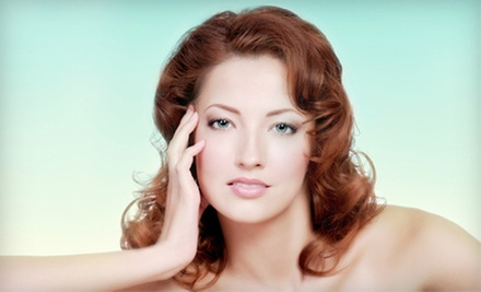 Facial with Microdermabrasion Treatment or Bio-Lift Microcurrent Treatment at Townsquare Hair Associates (63% Off)