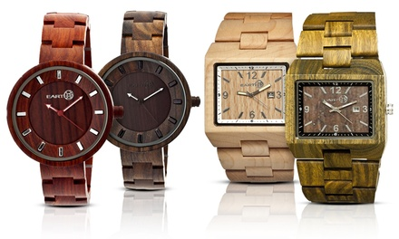 Earth Branch and Rhizomes Watches for Men and Women