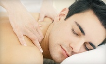 60- or 90-Minute Therapeutic Massage at The Heart of Healing Massage Therapy and Energy Medicine (Up to 53% Off)