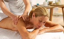 Massage, Chiropractic Exam and Adjustment, or Both at Silver Chiropractic Centre (Up to 95% Off)