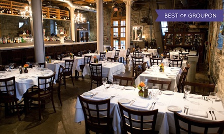 Three-Course Italian Meal for Two or Four at Tappo Wine Bar and Restaurant (Up to 64% Off)