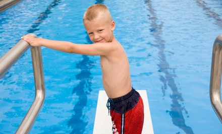 Five Weekly Hour-Long Youth or Adult Group Swim Classes at Royal Athletic Swimming Program (Up to 62% Off)