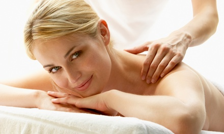 One or Three Swedish Massages or One Deep-Tissue Massage from Araly Pentzke at The Parlour Miami (Up to 56% Off)