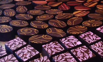 Chocolate-Making Class for One, Two, or Four with 15 Take-Home Bonbons at Kokoa Bar by Ricard Chocolat (Up to 55% Off)