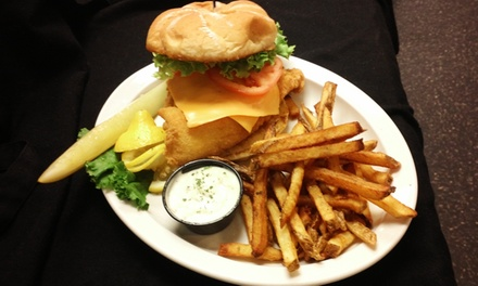 $12 for $21 Worth of Pub Food for Two at Legends Grille & Sports Bar