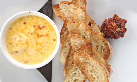 Upscale Bar Food for Two, Four, or Take-Out at Joe Hooper's Neighborhood Pub (Up to 50% Off)