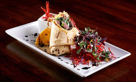 $10 for $20 Worth of Contemporary International Tapas at Relish Modern Tapas