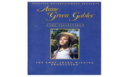Anne of Green Gables: The Collection on DVD