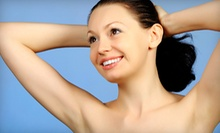 Three Laser Hair-Removal Sessions on a Small, Medium or Large Area at Utopia Plastic Surgery and MedSpa (Up to 83% Off)