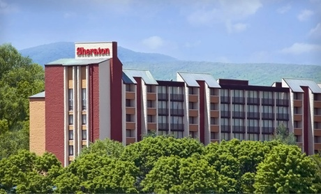 Stay at Sheraton Roanoke Hotel & Conference Center in Virginia