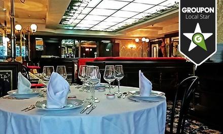 Isa In Chiado: menu à portuguesa para 2 ou 4 pessoas com entradas, pratos principais e bebidas desde 19,90€