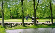 9- or 18-Hole Round of Golf for Two or Four with Cart Rental at Brookfield Hills Golf Course (Up to 51% Off)