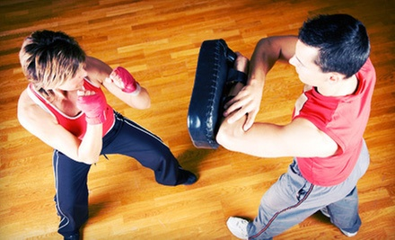 5 or 10 Kickboxing Classes at Northwest Fighting Arts (Up to 75% Off)