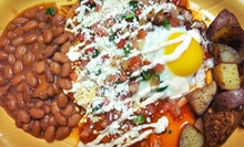 Mexican Breakfast at La Botana Grill (Up to 54% Off). Two Options Available.