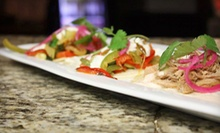 Tequila and Appetizers for Two or Margaritas and Appetizers for Four at COA Mexican Eatery &amp; Tequileria (Up to 67% Off)