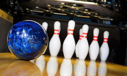 Microlândia - Arrábida Shopping: dois jogos de bowling para duas ou quatro pessoas desde 5,90€