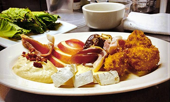 Mediterranean tapas lura restaurant groupon for Anatolia mediterranean cuisine menu