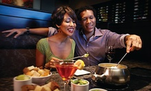Three-Course Fondue Meal for Two or Four at The Melting Pot (Up to 54% Off)