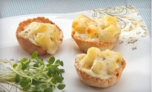 $44 for Truffle Mac n Cheese Bite Party Tray at The Appetizer Store ($89.95 Value)