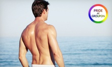Men's Brazilian Wax or Back Wax at Men's Spa (Up to 52% Off)