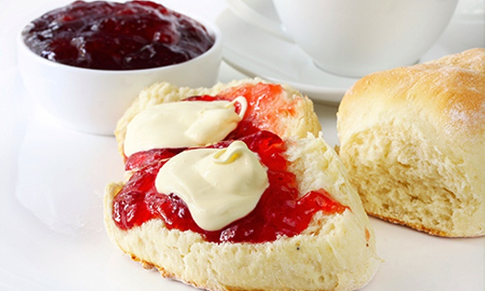 Cafe 32 - Swansea: Afternoon Tea For Two for £6.95 at Cafe 32 (58% Off)