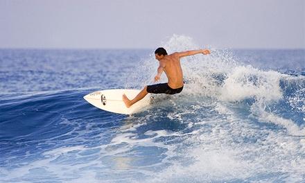Surfaventura — Praia de Matosinhos: 3h de aulas de surf para uma, duas ou quatro pessoas desde 12,90€